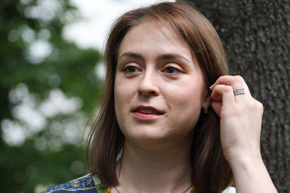 Алена Гавриленко