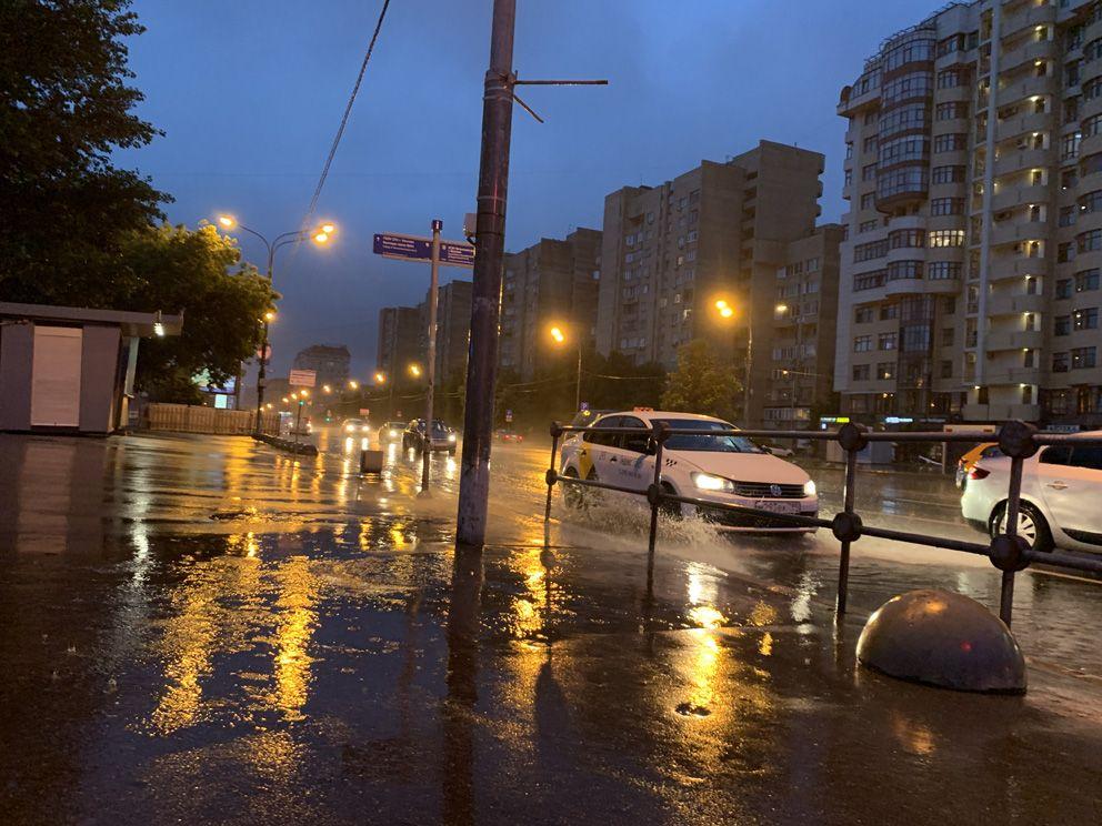 дождь, погода, лето