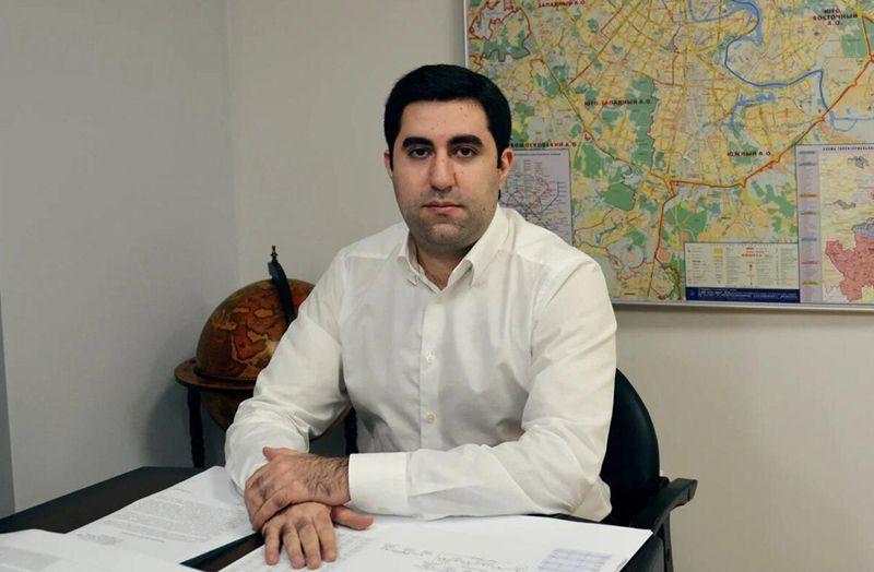 Станислав Валерьевич Насимов, заместителя генерального директора Фонда капитального ремонта города Москвы