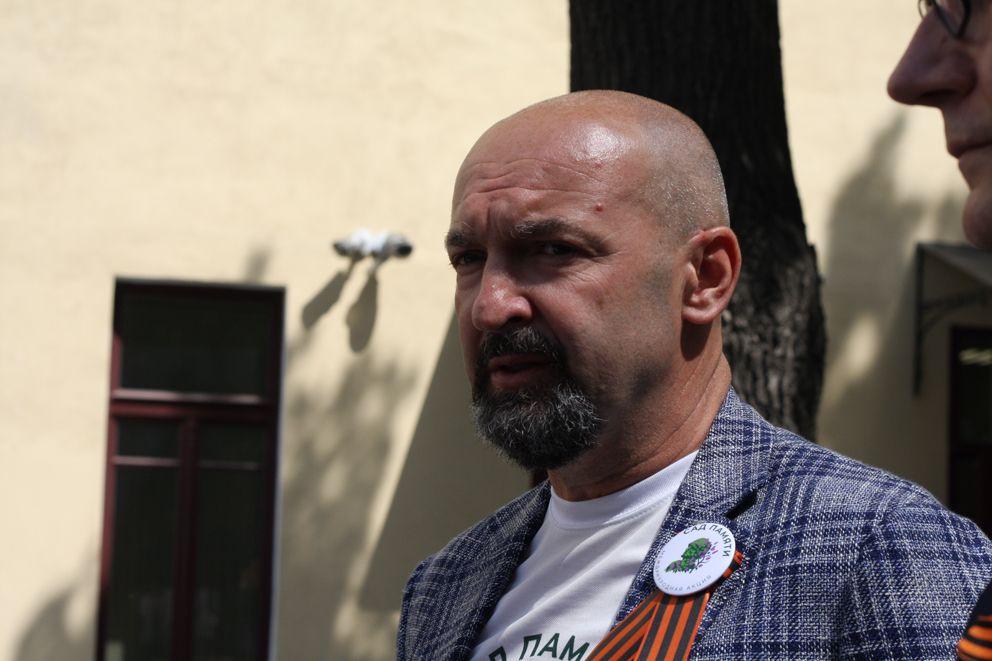 Сергей Аноприенко Руководитель Федеральной службы лесного хозяйства