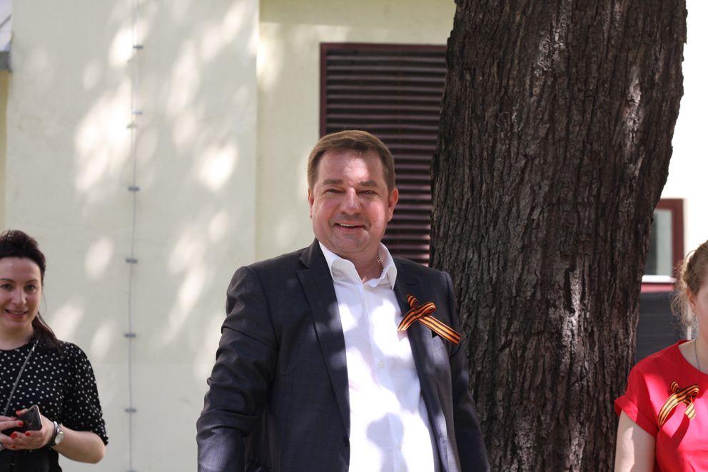 Вадим Яковенко, Руководитель Федерального агентства по управлению гос имуществом
