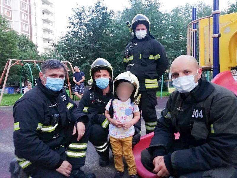 спасатели, детская площадка