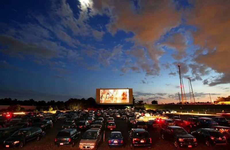 автомобильный Кинотеатр