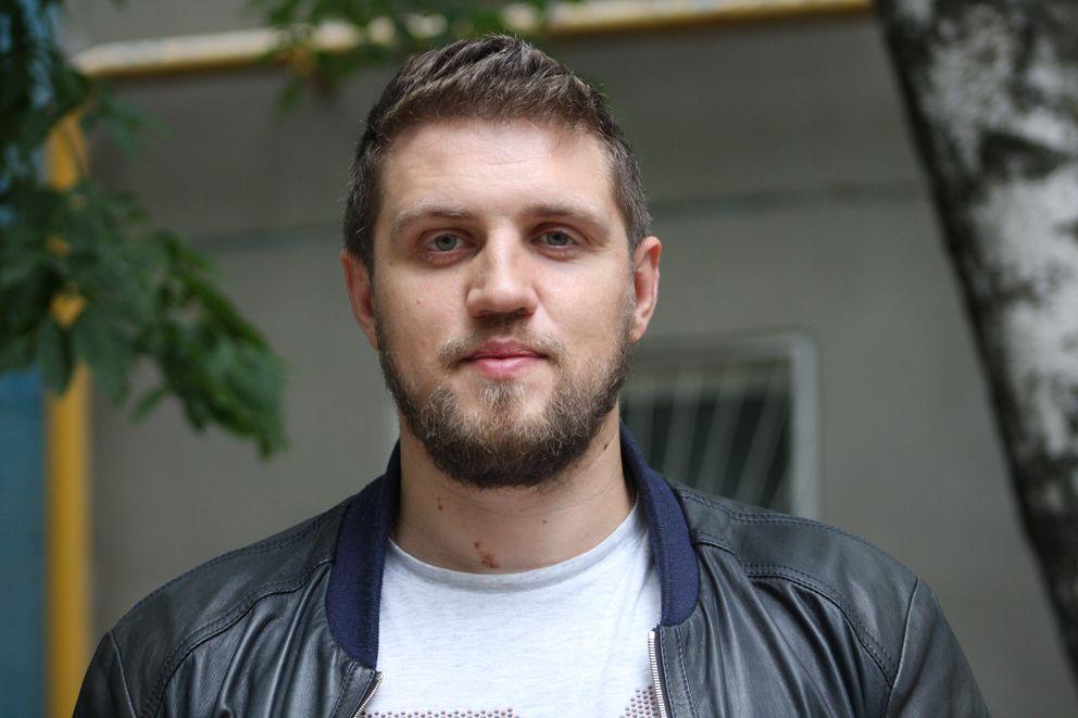Александр Качанов, инженер технического надзора