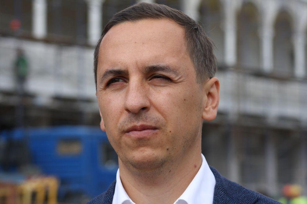 Александр Ушаков, генеральный директор компании подрядчика