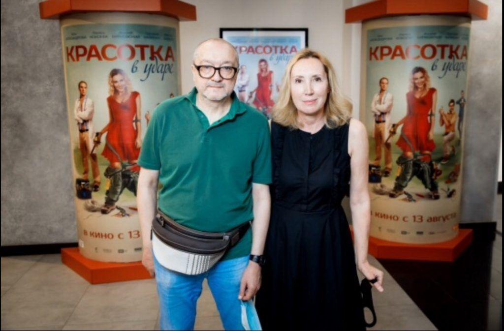 продюсеры Рубен Дишдишян и Лариса Блажко (фото Анна Темерина