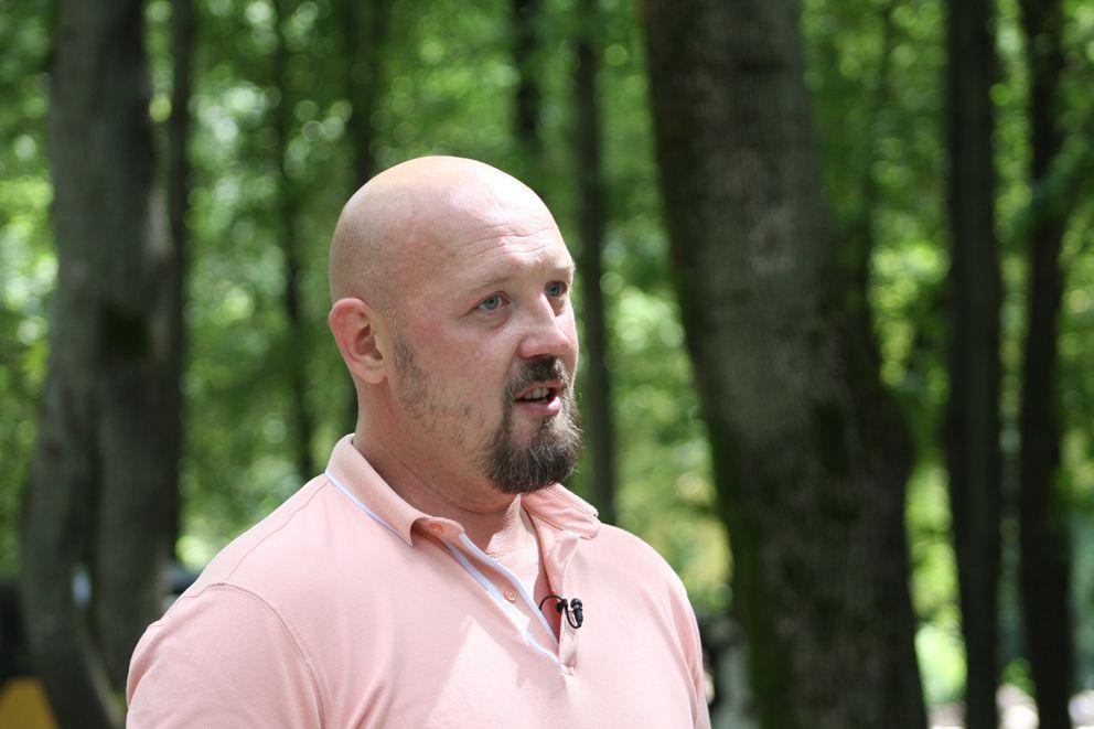Игорь Шарафетдинов, директор ГКУ «УКРиС» департамента капитального ремонта города Москвы