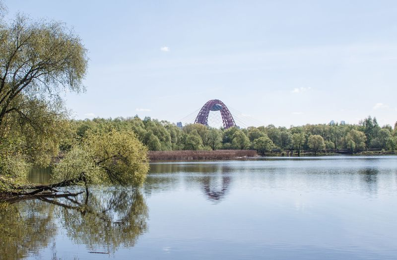 Природно-исторический парк Москворецкий Подобед-с