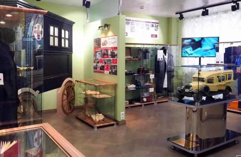 Музей Скорой помощи