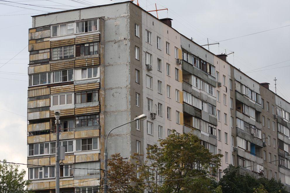 Вид на дом №10 на Медынской улице