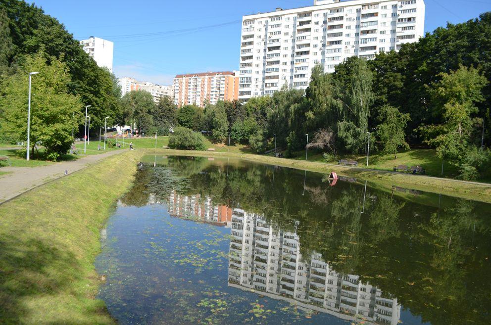 пруд, ГУП Мосводосток, экология