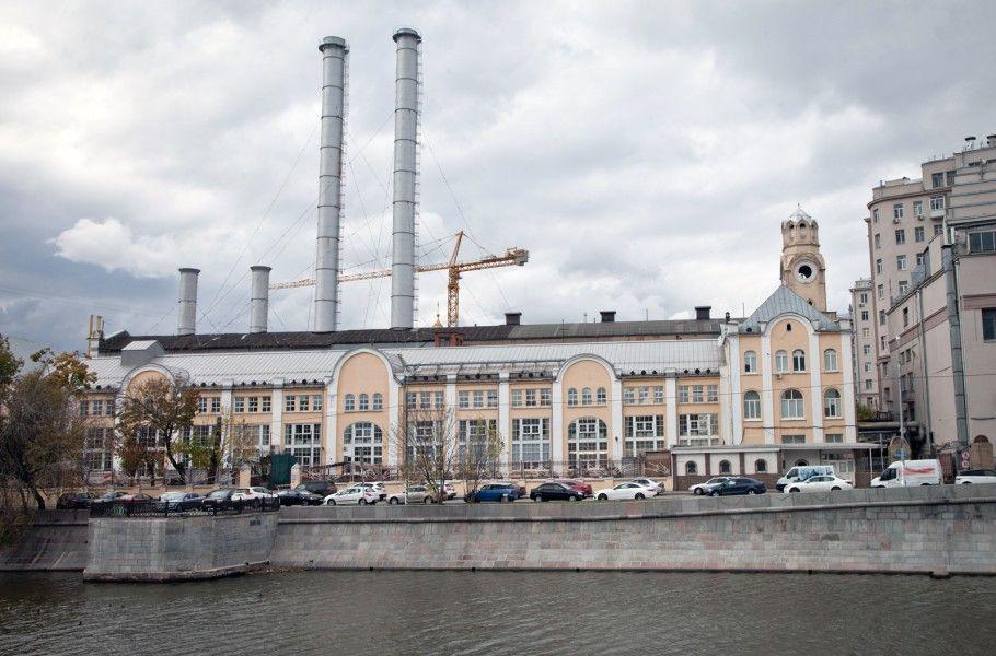 ГЭС-2