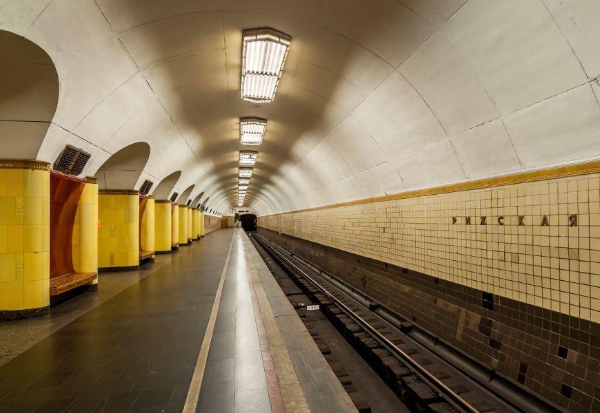 станция Рижская