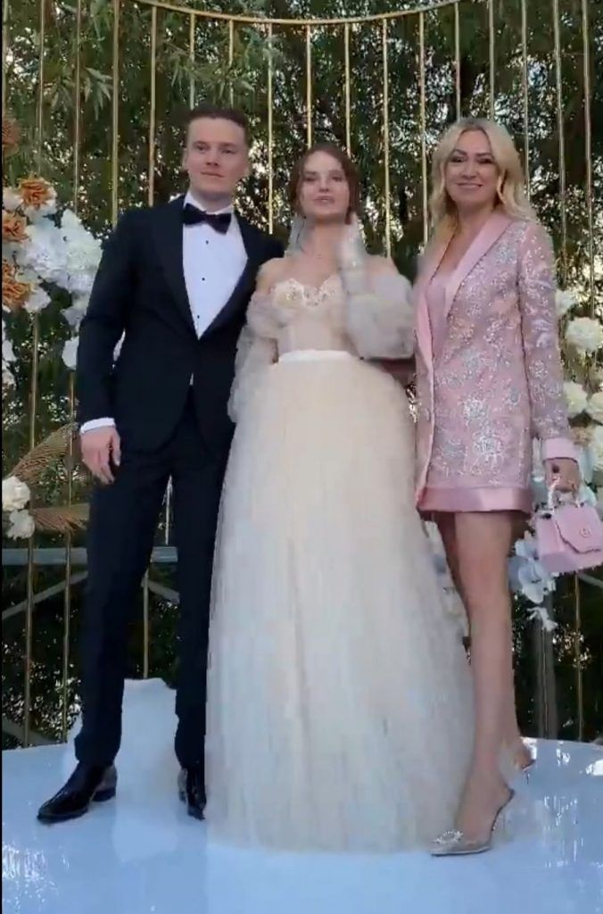 Арсений Шульгин, Лиана Волкова и Яна Рудковская