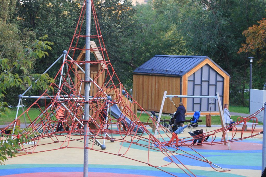 парк Дружбы, детская площадка