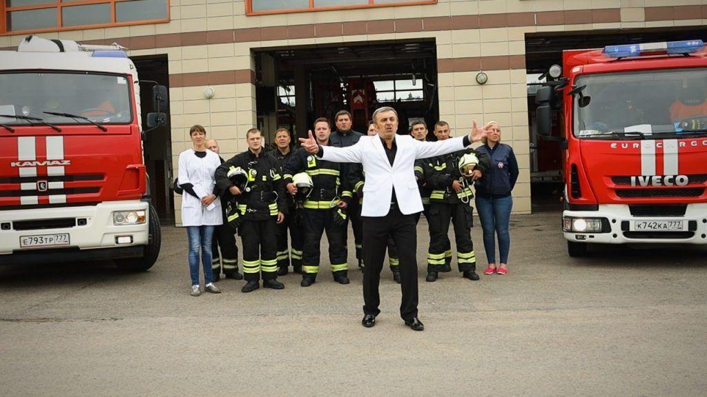 спасатели, пожарные, гимн