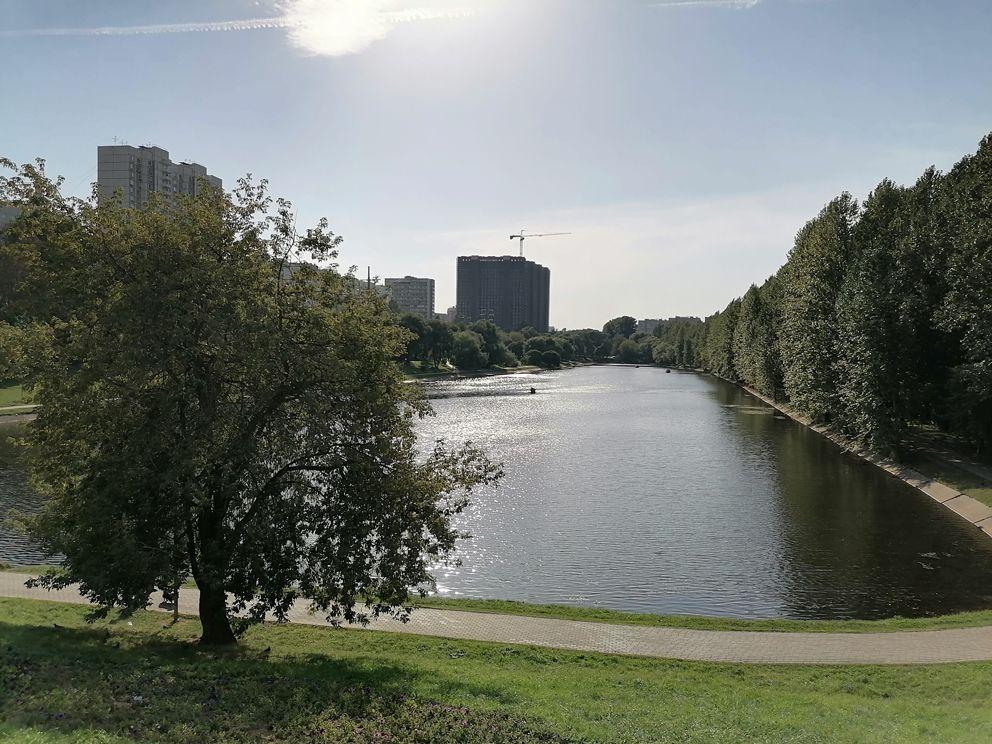 Мазиловский пруд