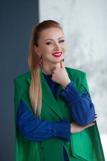 певица Нина