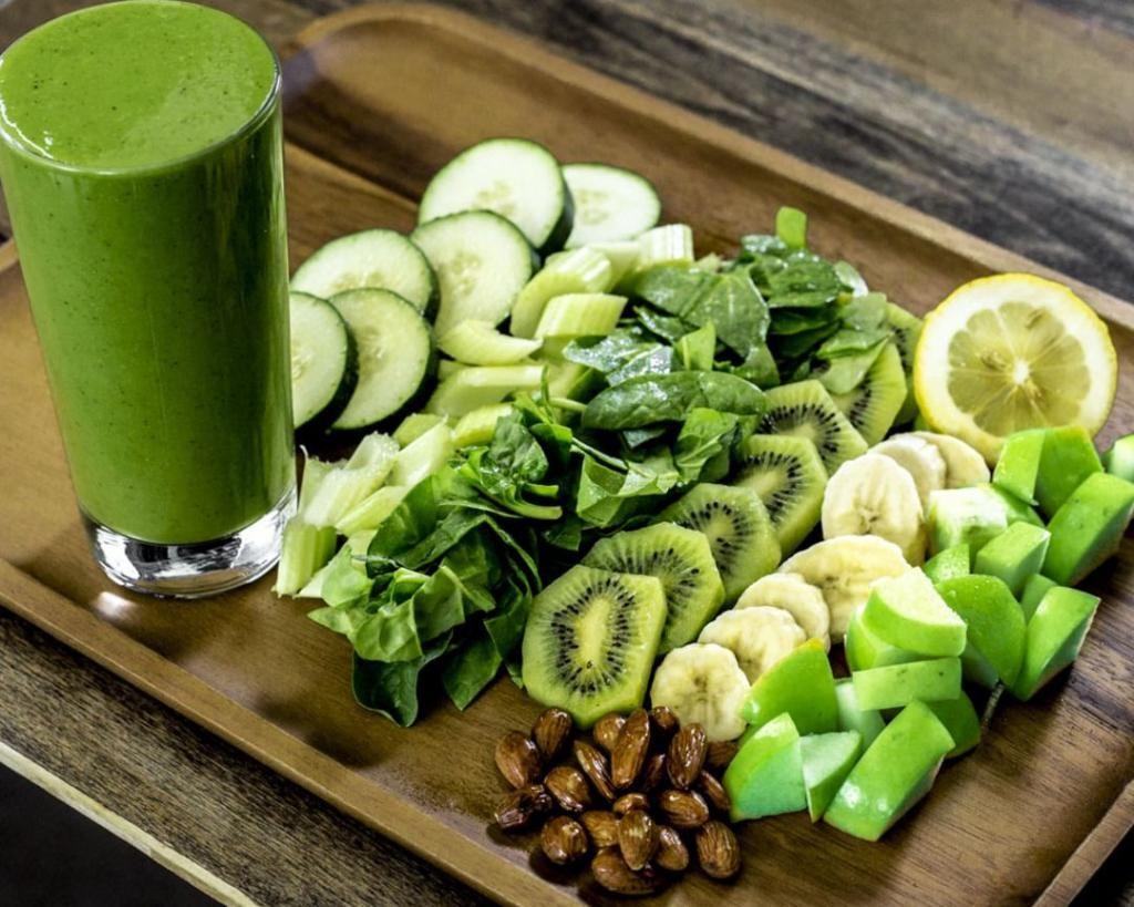 овощи, фрукты, зеленый цвет