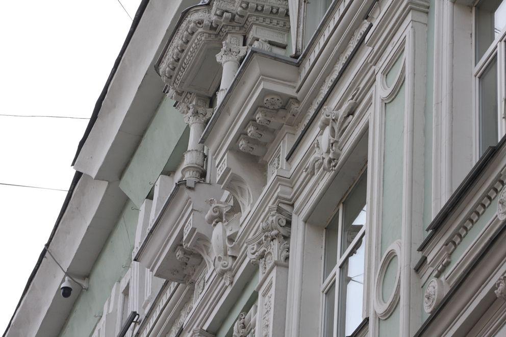 Дом цирюльника Андреева