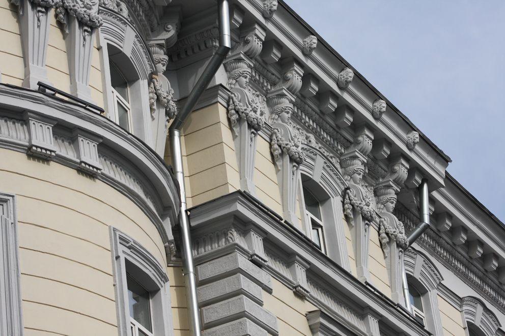 Дом на Петровских линиях