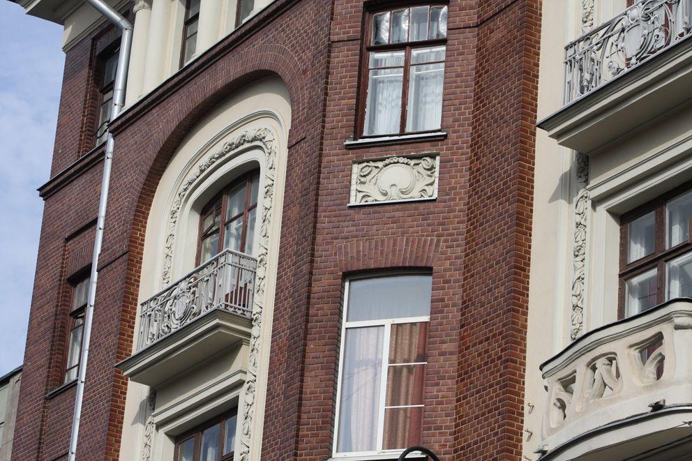 Дом на улице Большая Дмитровка, 22