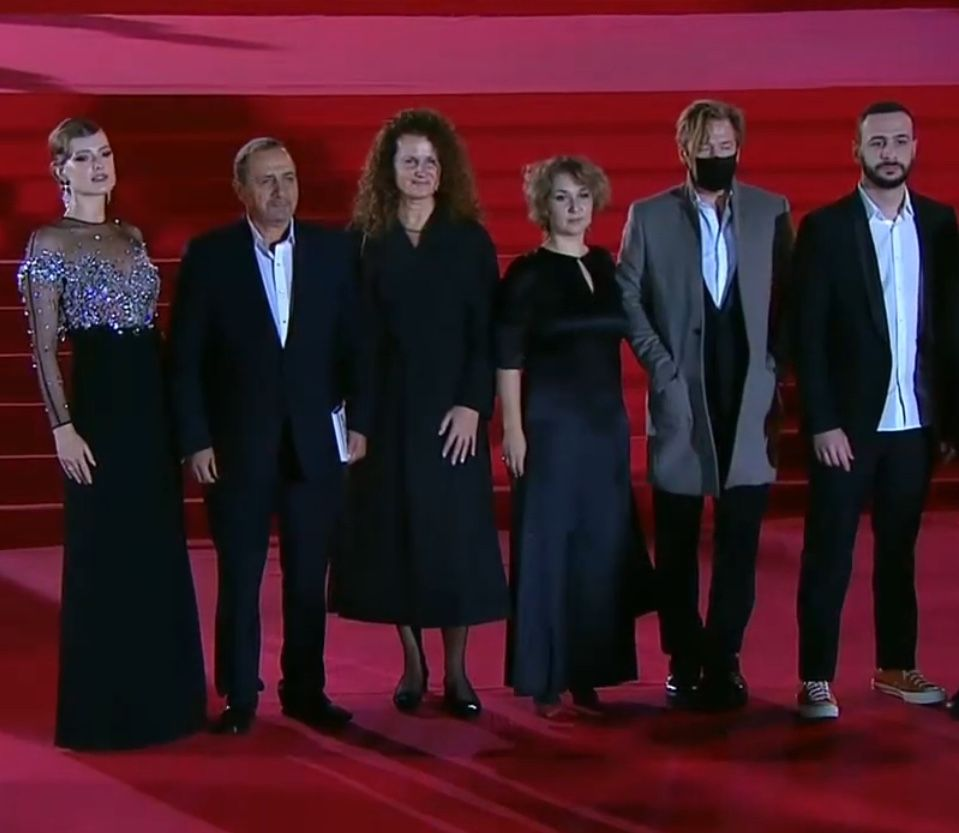 Гости и члены жюри 42-го ММКФ