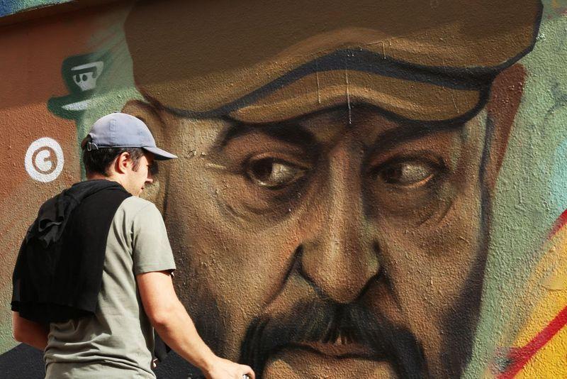 граффити, Шуфутинский