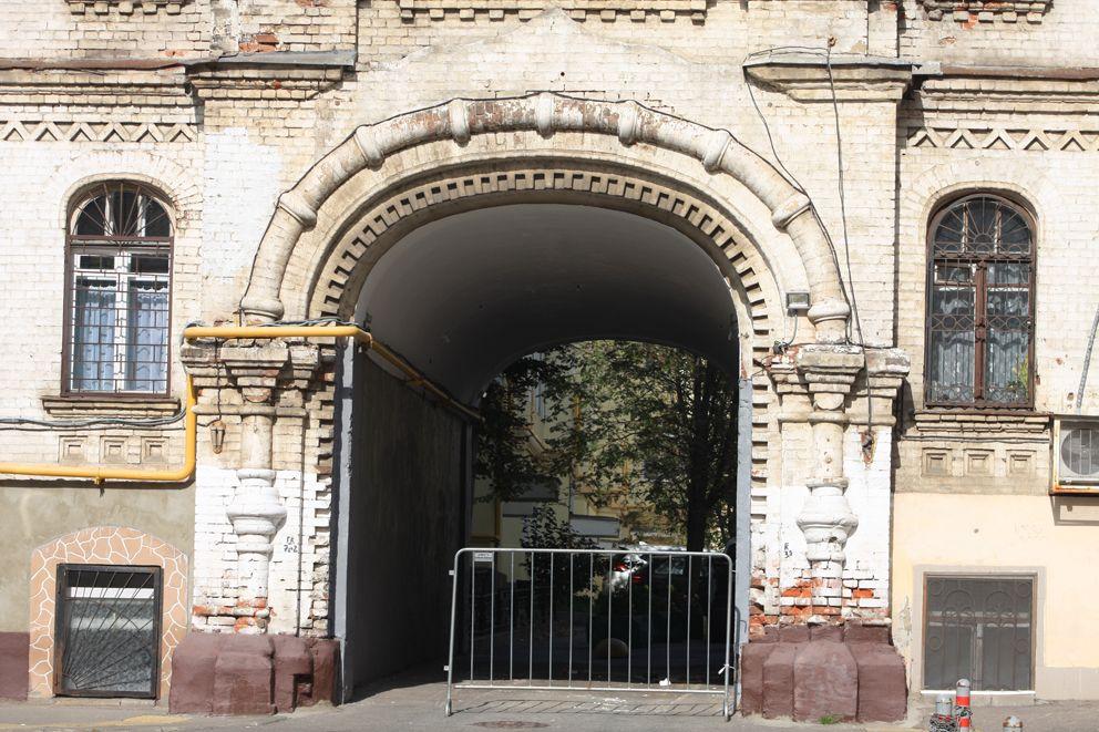 Дом №6 на 2-м Троицком переулке, капремонт