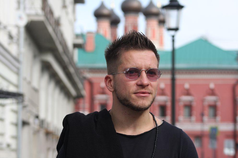 Лучший гид Москвы Георгий Макеев