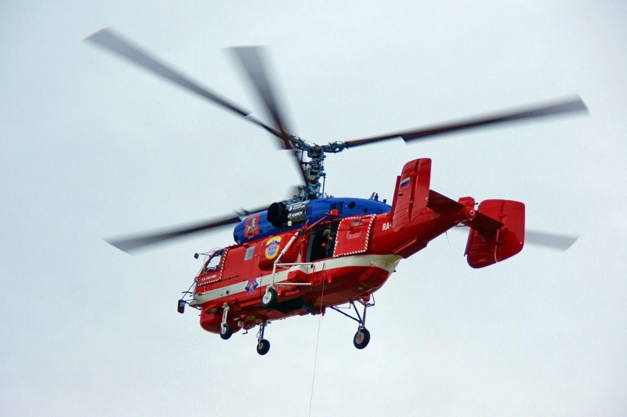 вертолеты МАЦ, гражданская оборона