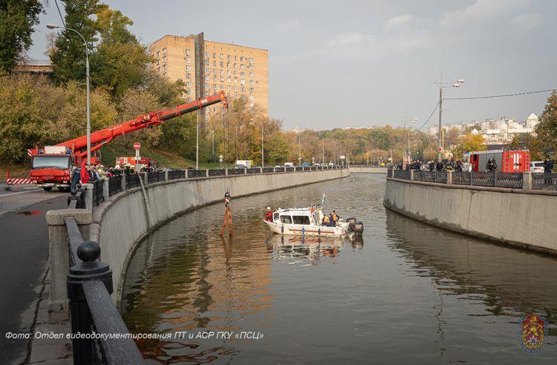 ДТП, происшествия в Москве, Яуза