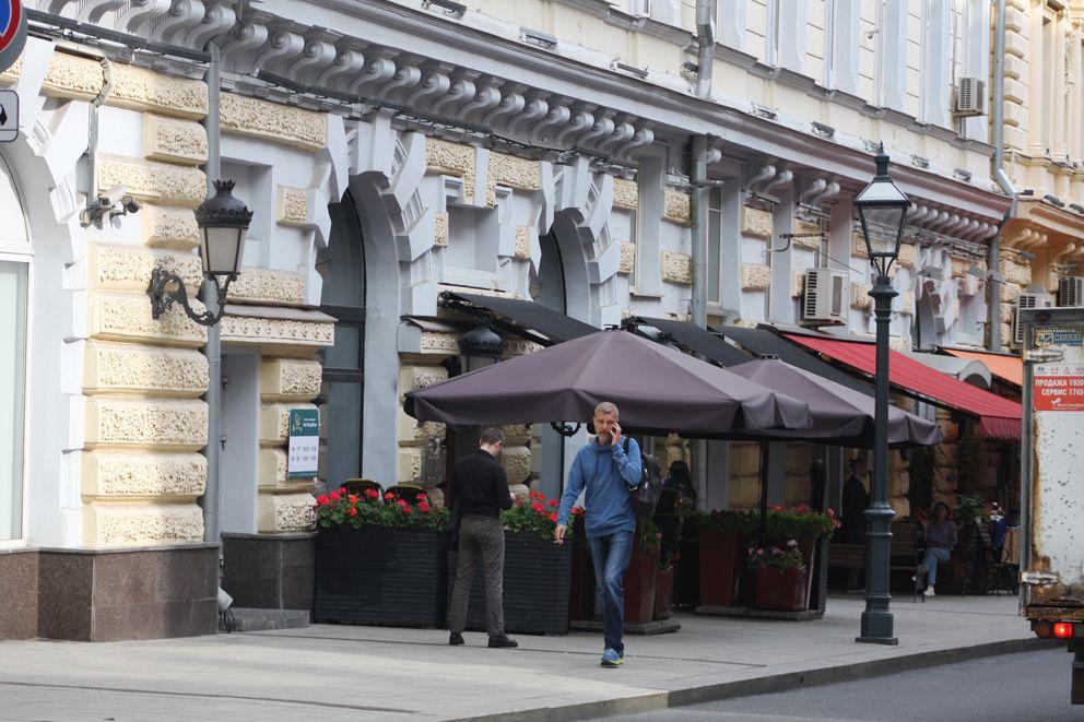 Улица Петровские линии