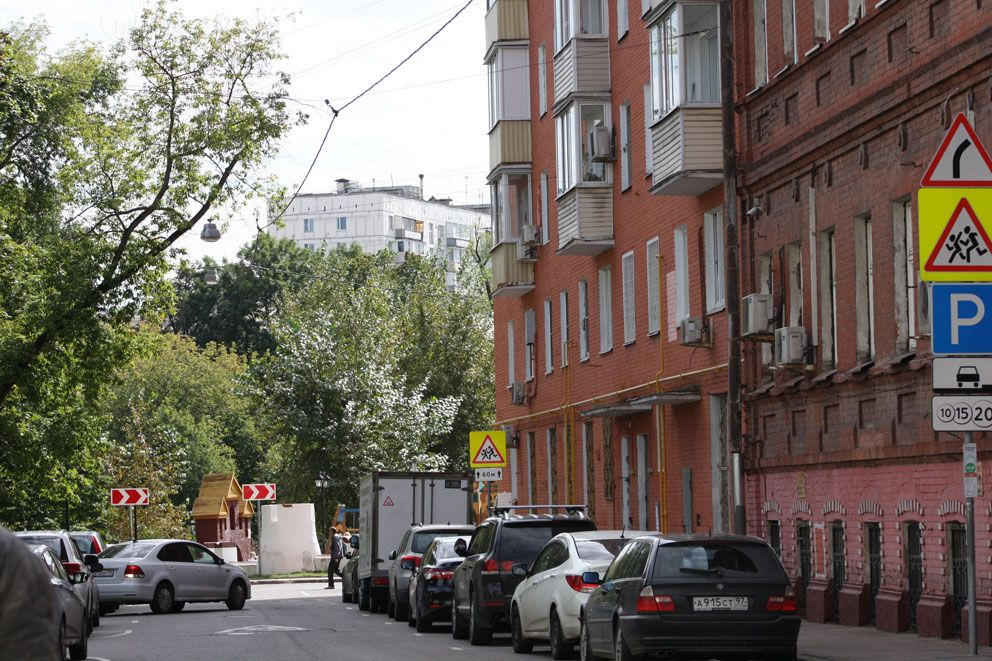 В Плетешковском переулке