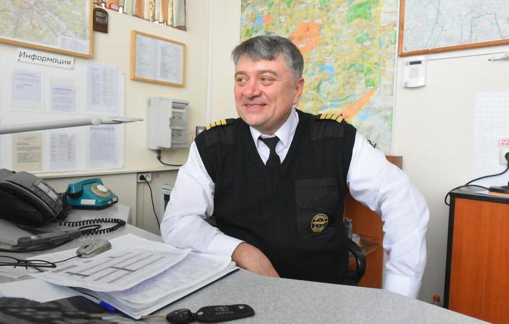 Вадим Зиновьев, авиадиспетчер