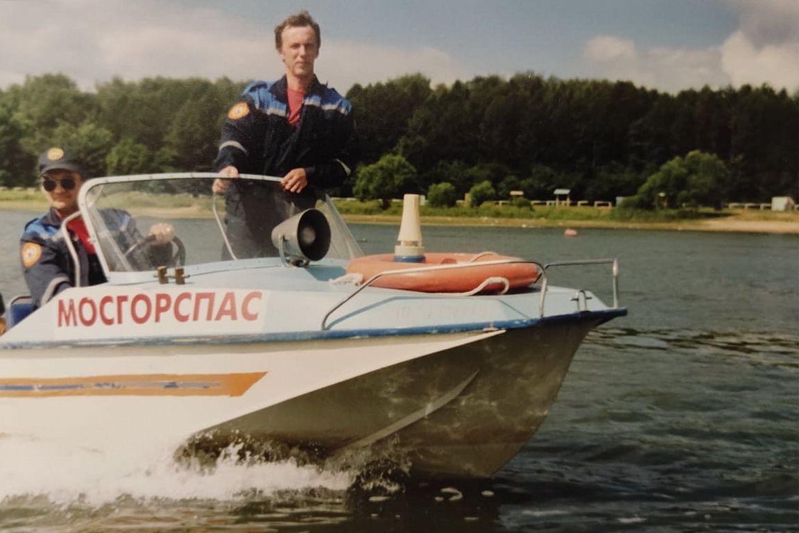 Алексей Захарин