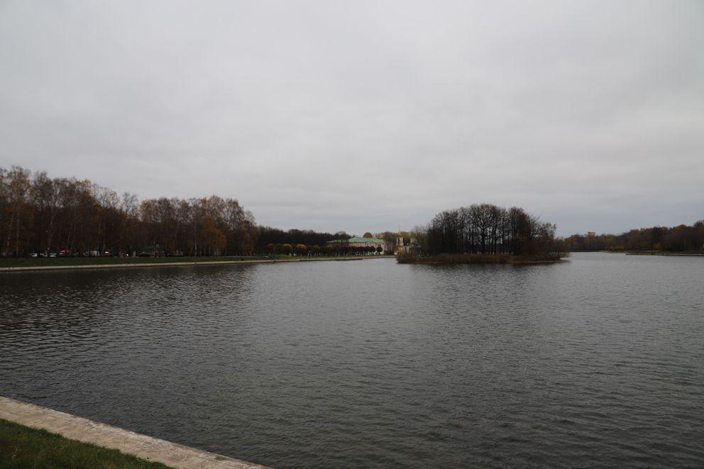 Большой Дворцовый пруд