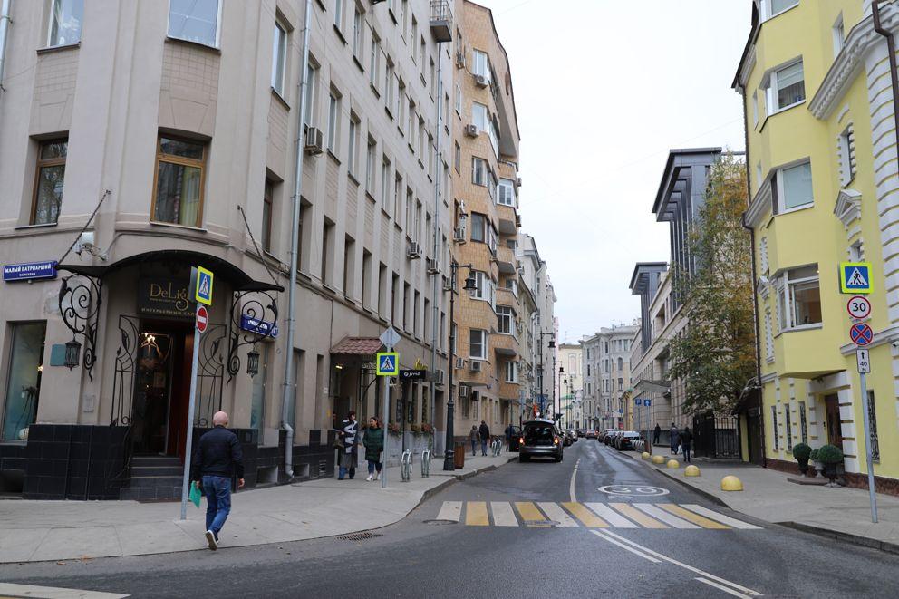 Ермолаевский переулок