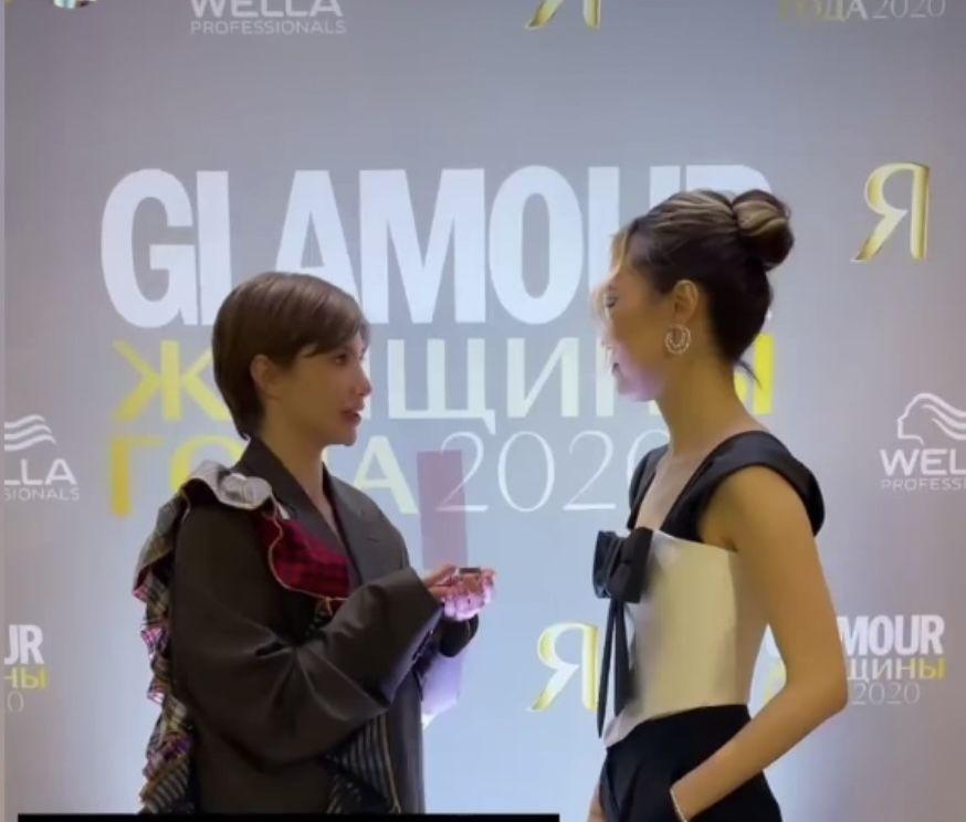 Олеся Шиповская и Иляна Эрднеева