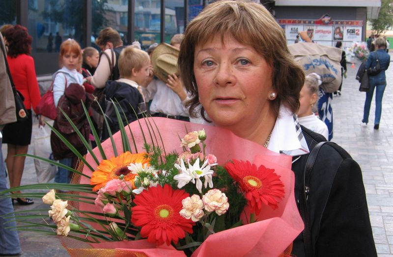 Алла Ильинична Сурикова