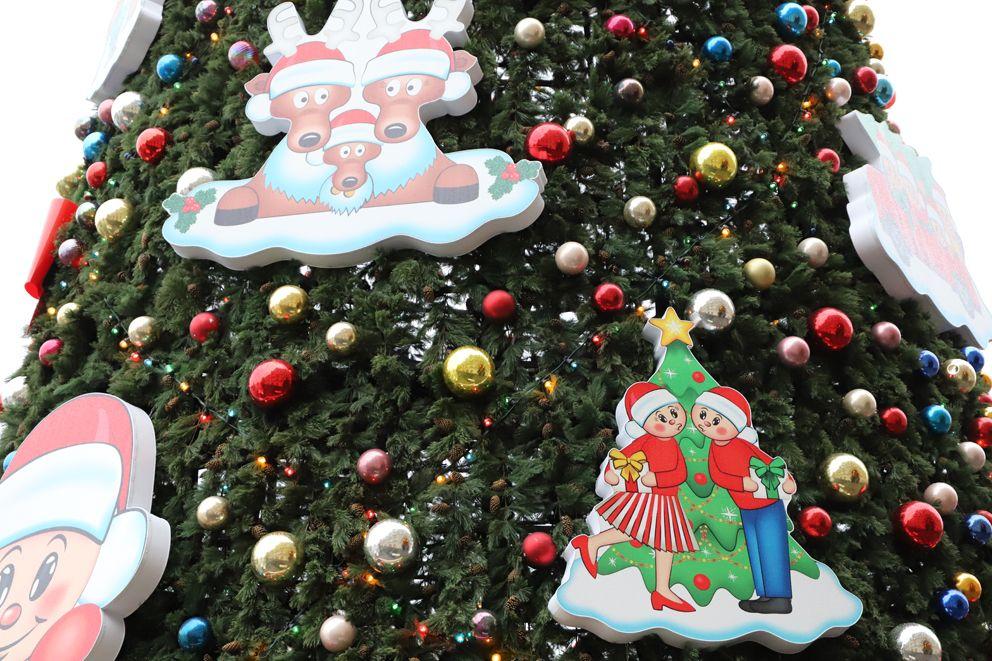 украшение Москвы, новый год, зима в Москве