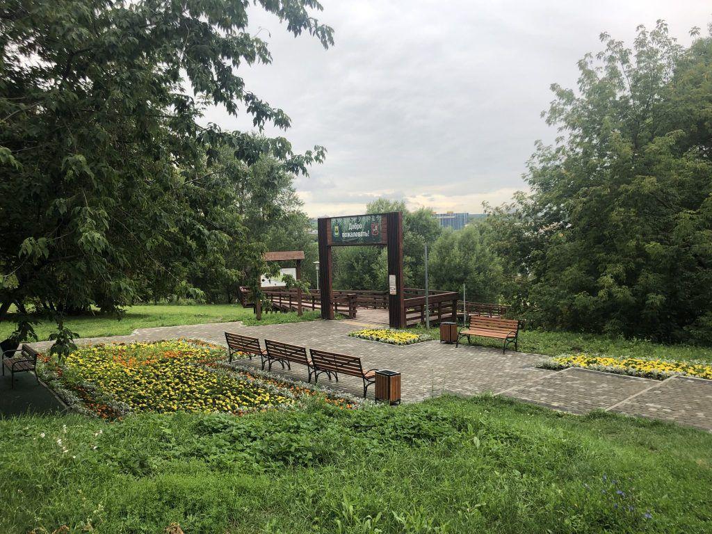 внешний вид парка продуман до мелочей