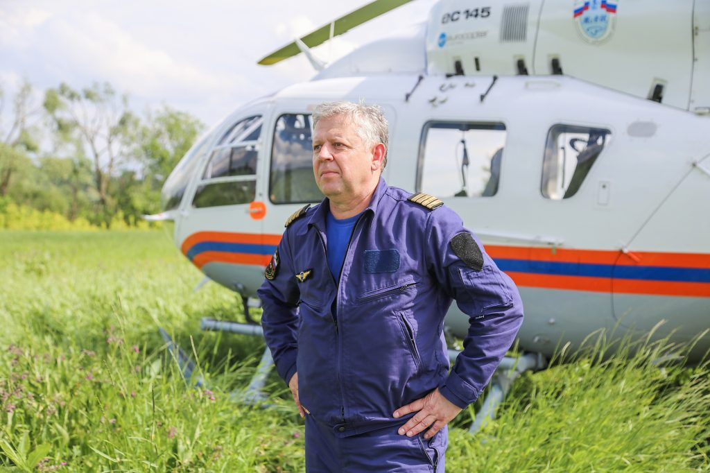 Юрий Алексеевич Клочков