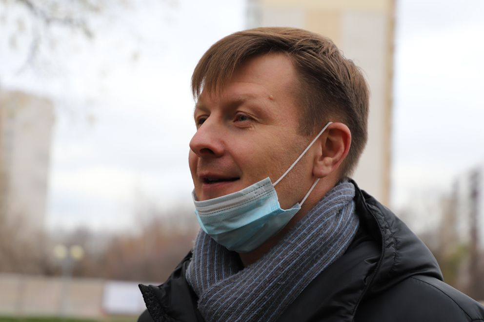 Юрий Булавин