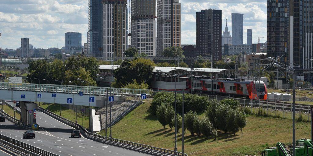 Московская окружная железная дорога