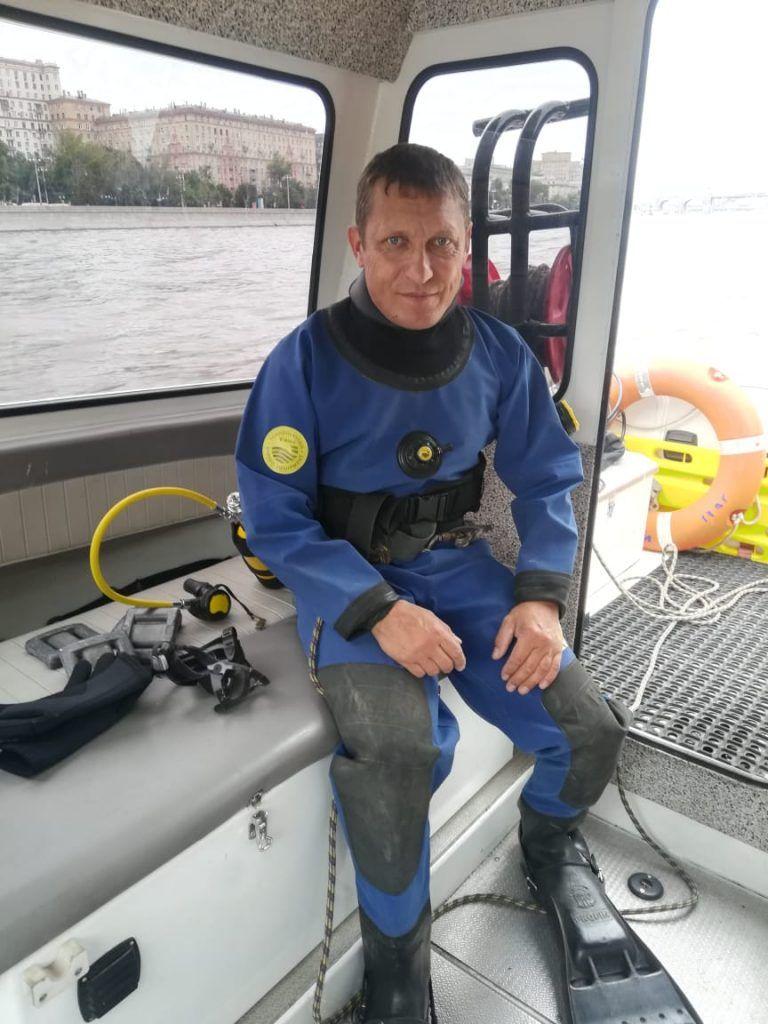 спасатели, Вадим Нагих
