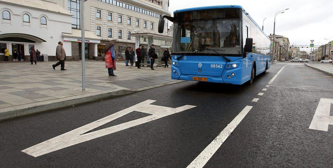 выделенка, автобус