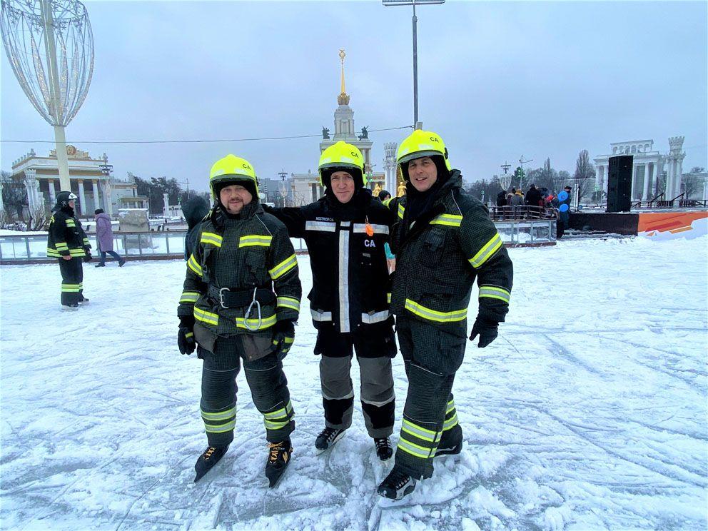 Алексей Новиков, спасатели