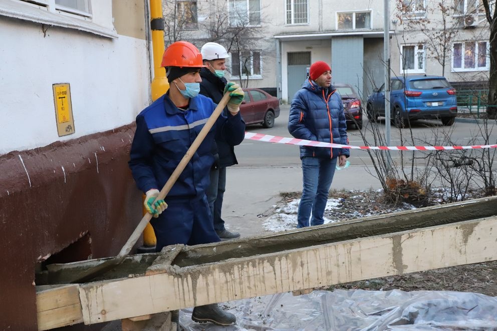 Марьина Роща, капремонт