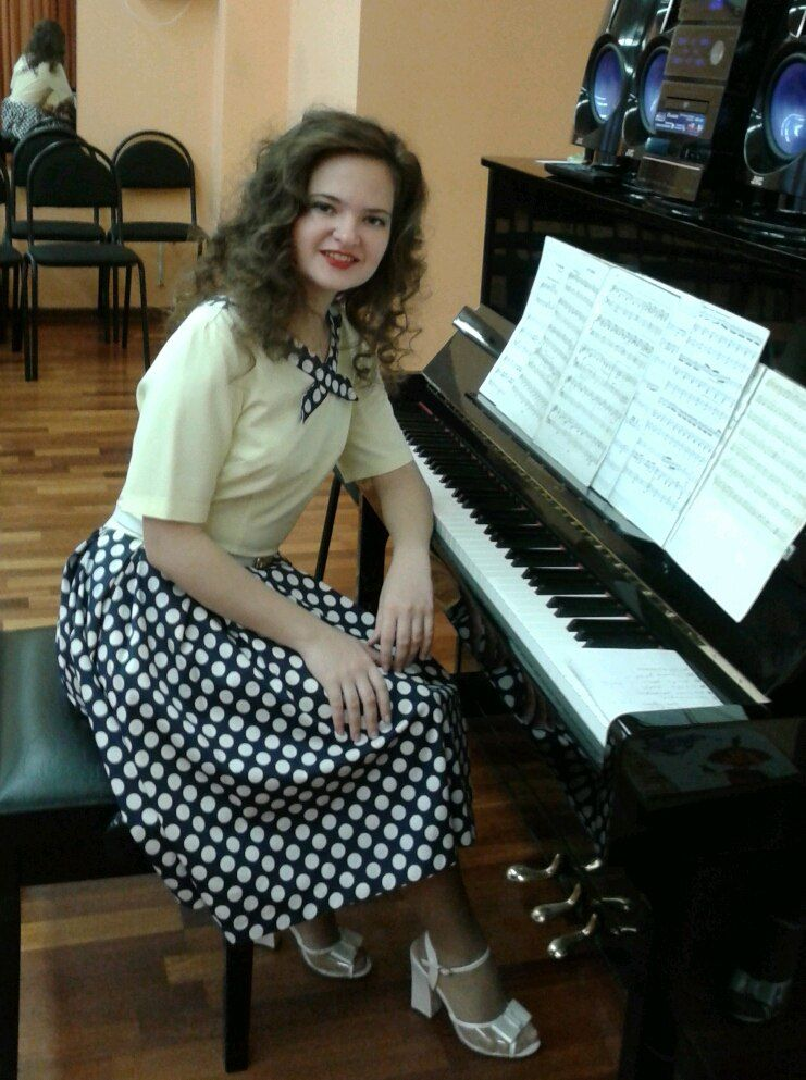 Валерия Охотницкая